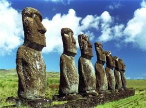 Heykeller_Easter Island