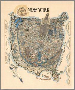 New York'lu dünyayı böyle görüyor
